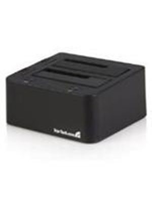 StarTech eSATA USB to SATA External HDD Dock for Dual 2.5 or 3.5in Hard Drive