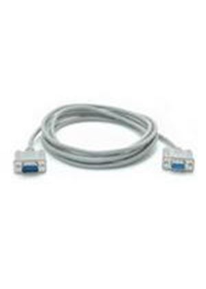 StarTech Cross Wired Serial/Null Modem Cable - DB9 M/F (3m)