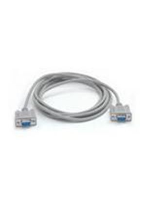 StarTech Cross Wired Serial/Null Modem Cable - DB9 F/F (3m)