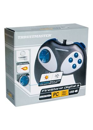 Guillemot/Hercules Thrustmaster Firestorm Digital 3 Gamepad