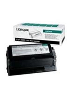 Lexmark Black Return Program Toner Print Cartridge for E321, E323 Printer (Yield 3,000 pages)
