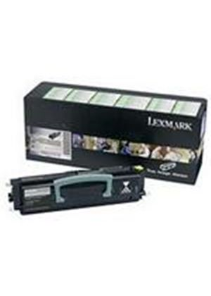 Lexmark Black Return Program Toner Cartridge for E232, E33X, E34X (Yield 2,500 pages)