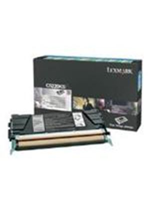 Lexmark C52X Black Return Program Toner Cartridge (Yield 4,000)