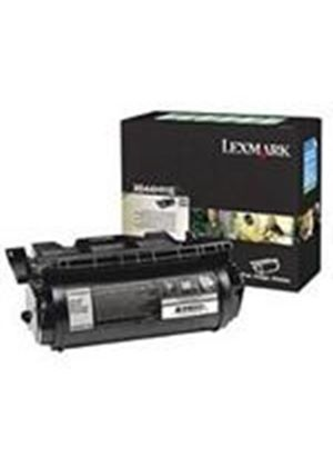 Lexmark Black High Yield Return Program Toner Cartridge (Yield 21000 pages)