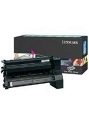 Lexmark Magenta High Yield Return Program Toner Cartridge (Yield 10,000 Pages) for C780/C782/X782