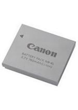 Canon NB-4L Lithium Ion Battery Pack