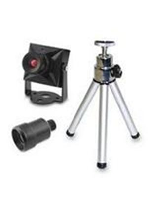 Swann DIY Security Camera - Colour Video Camera with Bonus Tripod and Telephone Lens