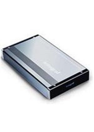 Akasa Integral P2  3.5 inch External HDD Enclosure (Silver)