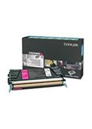 Lexmark Magenta Return Program Toner Cartridgefor C522, C524, C53x Printer (Yield 3,000 pages)