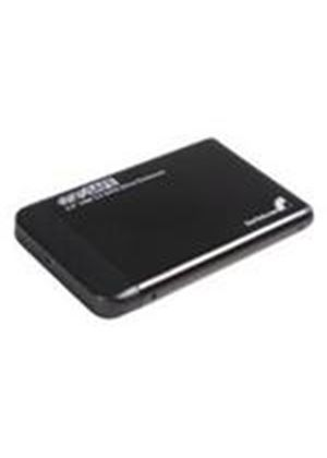 StarTech 2.5in (Black) USB 2.0 External Hard Drive Enclosure for SATA HDD Storage enclosure SATA-300 300 MBps Hi-Speed USB piano (Black)
