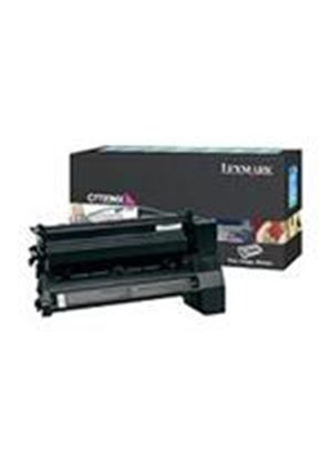 Lexmark C772 Magenta Extra High Yield Return Program Print Cartridge (Yield 15,000 Pages)