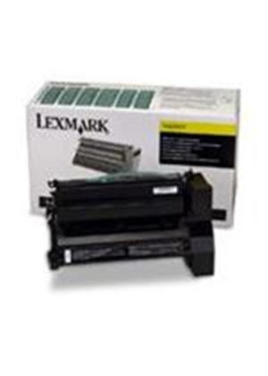 Lexmark Yellow Return Program Print Cartridge (Yield 6,000)