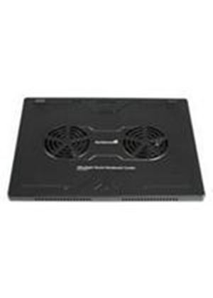 StarTech Lightweight Laptop Cooler with 2 Fans (Black)