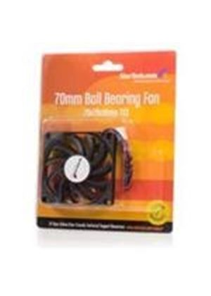 StarTech TX3 Dual Ball Bearing Replacement Fan - CPU Cooler fan - 70 mm - black