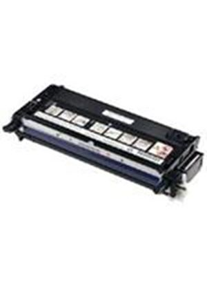 Dell Standard Capacity Black Toner Cartridge (Yield 5,000 Pages) for Dell Colour Laser Printer 3110cn
