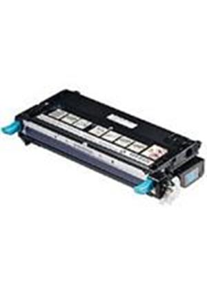 Dell Standard Capacity Cyan Toner Cartridge (Yield 4,000 Pages) for Dell Colour Laser Printer 3110cn