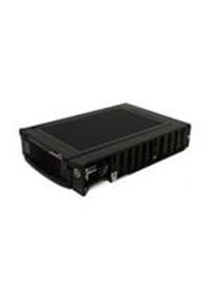 StarTech Value ATA133 Removable Drive Drawer with Shock Absorbers - Black