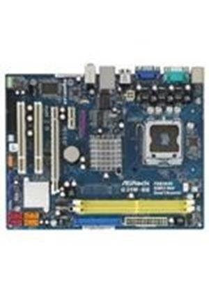 ASRock G31M-GS Motherboard Intel LGA 775 MicroATX Gigabit LAN Intel Media Accelerator 3100 Graphics