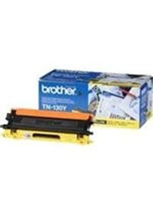 Brother Yellow Toner Cartridge (Up to 1,500 Pages at 5% Coverage)