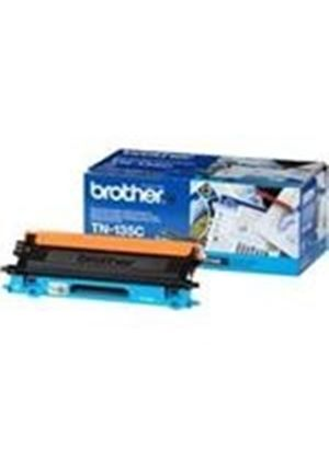 Brother Cyan Toner Cartridge (Up to 4,000 Pages at 5% Coverage)