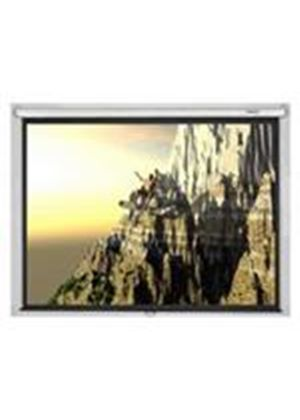 Optoma Panoview 84 inch Manual Pull Down 4:3 Projection Screen (Matt White)