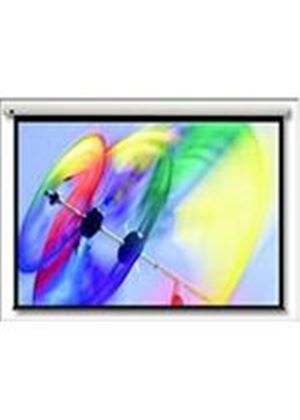Optoma Panoview 120 inch Motorised 4:3 Electric Drop Down Projection Screen (Matte White)