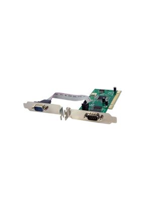 StarTech 2 Port PCI 16950 RS-232 Dual Voltage/Dual Profile Serial Card