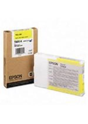 Epson T6054 Yellow Ink Cartridge for Stylus Pro 4800/4880 (100ML)