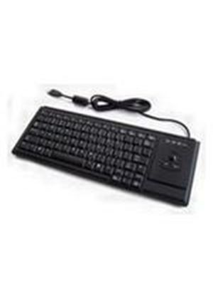Accuratus K82D USB Mini POS Keyboard with Trackball