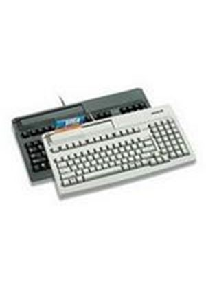 Cherry G81-7000 Compact MultiBoard PS/2 Keyboard (Black) 1+2 (MCR Tracks) 2 x Barcode Decoder Interfaces