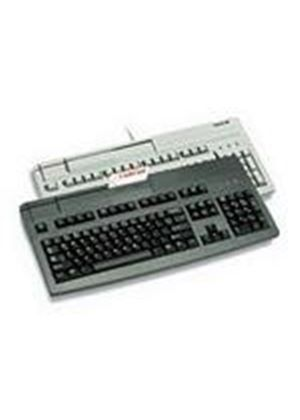 Cherry G81-8000 Standard MultiBoard PS/2 Keyboard (Light Grey) 1+2 (MCR Tracks) 0 x Barcode Decoder Interfaces