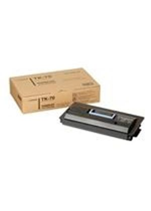 Kyocera TK-70 Black High Capacity Toner Cartridge (Yield 40,000 Pages) for FS-9100/FS-9500 Printers