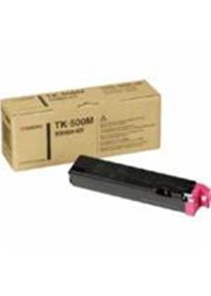 Kyocera TK-500M Magenta Toner Kit (8,000 Pages) for FS-C5016