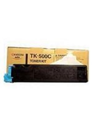 Kyocera TK-510C Cyan Toner Kit (Yield 8,000 A4 Pages) for FS-C5020 Colour Printer