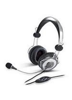 Genius HS-04SU Headband Headset with Noise-cancelling Microphone