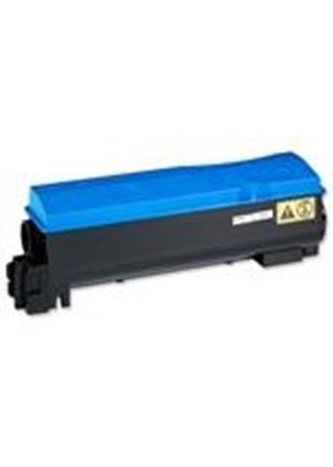 Kyocera TK-550C Cyan Toner Cartridge for FS-C5200DN Colour Printers (Yield 6000 pages)