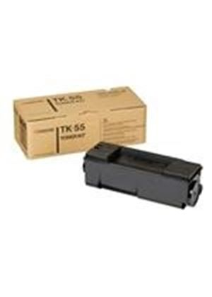 Kyocera TK-55 Black Toner Cassette (15,000 A4 Pages) for FS-1920