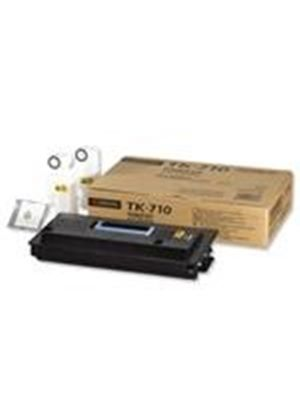 Kyocera TK-710 BlackToner Kit (Yield 40,000 Pages) for FS-920