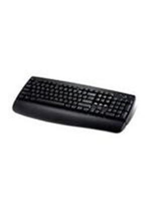 Genius KB-06XE Keyboard USB Black Wake Up Key with Palm Rest