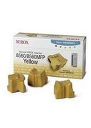 Xerox Genuine Xerox Solid Ink Yellow (3 Sticks)