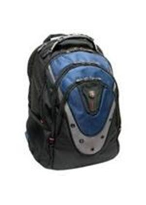 "Swissgear 17"" Ibex Backpack (Blue) for Laptop"