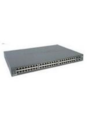 D-Link DES-3550 48-Port Fast Ethernet Stackable Switch with 2 Combo 1000BASE-T/SFP Gigabit Ports