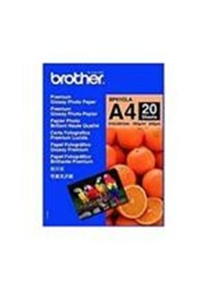 Brother BP61GLA Innobella A4 Premium Glossy Photo Paper (20 Sheets)