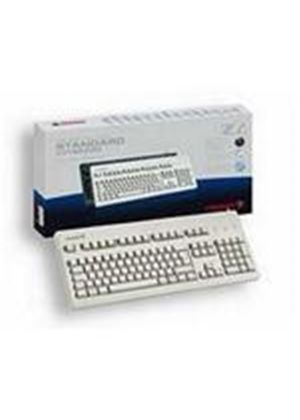 Cherry Classic Line Standard 105 Button Keyboard with MX Technology  (Light Grey)