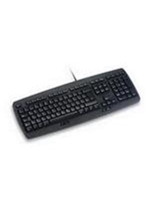 Cherry CyMotion Expert Keyboard - Black (USB/PS2)