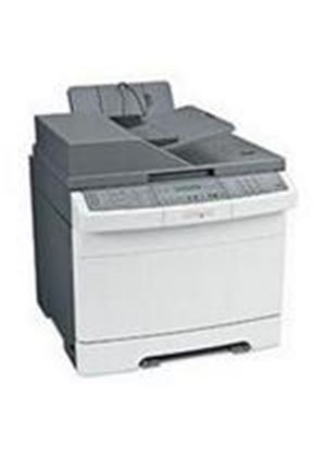 Lexmark X544dw Colour (A4) Multifunction Laser Printer Duplexer + Wireless (Print/Copy/Scan/Fax) 1200x1200dpi 23ppm (Mono) 23ppm (Colour) 250 Sheets RADF
