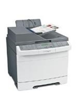 Lexmark X544dn Colour (A4) Multifunction Laser Printer Duplexer + Networked (Print/Copy/Scan/Fax) 1200x1200dpi 23ppm (Mono) 23ppm (Colour) 250 Sheets RADF