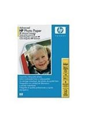 HP Advanced Glossy Photo Paper 250 g/m2 A4 210x 97mm (25 Sheets)