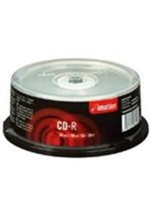 Imation CD-R 700MB 80min 52X - Spindle (25 Pack)