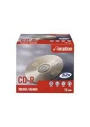 Imation CD-R 700MB 80min 52X - Jewelcase (10 Pack)